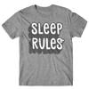 Sleep Rules Tee Shirt