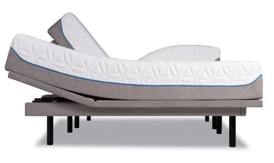 tempur pedic cloud supreme bed picture of tempurpedic cloud supreme dual king mattress direct