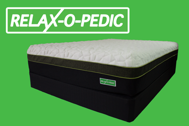 Picture of Relax-o-Pedic XO350 Twin Extra Long
