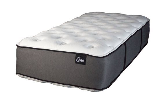 One Mattress Flippable Sleep Problem Solver