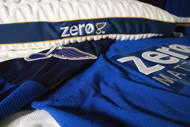 Blues Zero Comfort Cooling Pillow and Jersey
